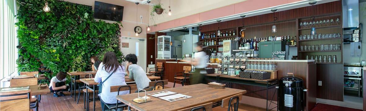 埼玉・北戸田店 カフェ